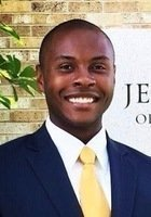 A photo of Jerell, a tutor from Washington University in St Louis