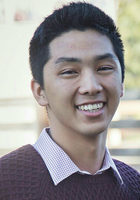 A photo of Nathan, a tutor from Southern Adventist University