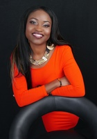 A photo of Khady, a tutor from Texas Southern University