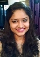 A photo of Mitali, a tutor from New York University