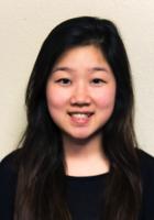 A photo of Julie, a tutor from University of California-Berkeley