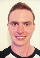 A photo of Ben, a tutor from Iowa State University