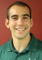 A photo of Bradley, a tutor from Washington University in St Louis