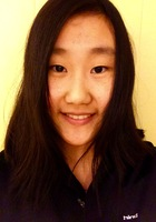A photo of Lin, a tutor from University of Massachusetts Amherst