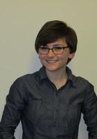 A photo of Carolyn, a tutor from Eastern Michigan University