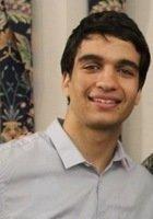 A photo of Mustafa, a tutor from Saint Louis University-Main Campus