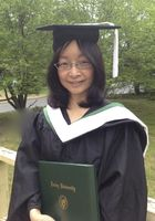 A photo of Chiuling, a tutor from Fitchburg State University