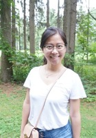 A photo of Jacqueline, a tutor from China University of Geosciences
