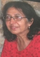 A photo of Meena, a tutor from University of Delhi