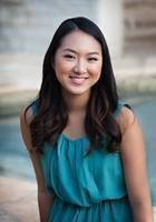 A photo of Tiffany, a tutor from Stanford University