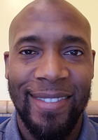 A photo of MJ, a tutor from The Community College of Baltimore County
