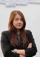A photo of Tiffany, a tutor from Stony Brook University