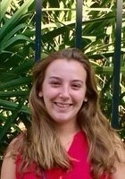A photo of Claudia, a tutor from Amherst College
