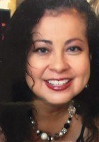 A photo of Aida, a tutor from Virginia Commonwealth University