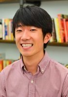 A photo of Andrew, a tutor from Yale University