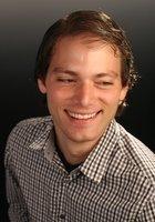 A photo of Harrison, a tutor from University of California-Berkeley