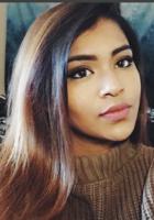 A photo of Sahana, a tutor from Rutgers University-New Brunswick