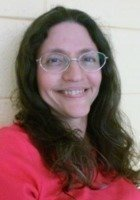 A photo of Judith, a tutor from Towson University
