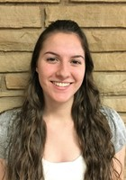 A photo of Heidi, a tutor from University of Oklahoma Norman Campus