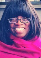 A photo of Joy, a tutor from University of the District of Columbia