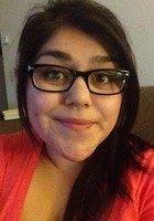 A photo of Hope, a tutor from California State University-San Bernardino