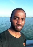 A photo of Emmanuel, a tutor from The University of Texas at San Antonio