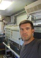 A photo of Joshua, a tutor from Arizona State University