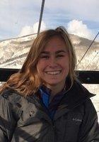 A photo of Meredith, a tutor from University of California-Santa Cruz