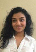 A photo of Maitreyee, a tutor from Carnegie Mellon University
