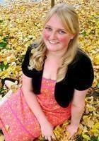 A photo of Elizabeth, a tutor from Brigham Young University-Provo