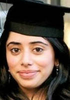 A photo of Sereena, a tutor from University College London