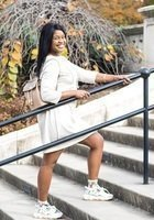 A photo of Tyra, a tutor from Winthrop University