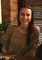 A photo of Becca, a tutor from Bates College