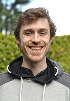 A photo of Christopher, a tutor from The Evergreen State College