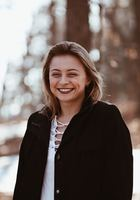 A photo of Kenzi, a tutor from St Olaf College