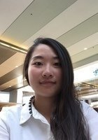 A photo of Daisy, a tutor from Columbia University in the City of New York