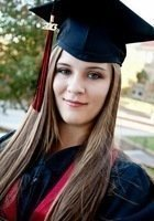 A photo of Brittany, a tutor from University of Texas Southwestern Medical Center