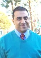A photo of Nader, a tutor from California Lutheran University