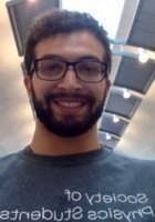A photo of David, a tutor from Tufts University