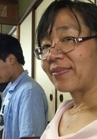 A photo of Takako, a Japanese tutor in Chapel Hill, NC