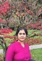 A photo of Usha, a tutor from University of Madras