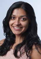 A photo of Nina, a tutor from Boston College