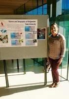 A photo of Olga, a tutor from Bridgewater State University