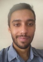 A photo of Andre, a tutor from Wichita State University