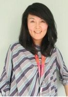 A photo of YanGe, a tutor from Community University of China