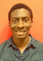 A photo of Joseph, a tutor from American University of Nigeria