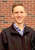 A photo of Brennan, a tutor from Juniata College