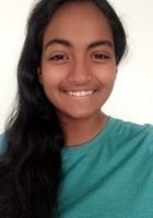 A photo of Nithya, a tutor from University of Southern California