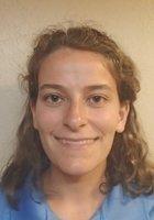 A photo of Kirinne, a tutor from Washington University in St Louis