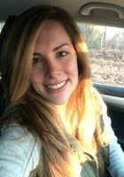 A photo of Elizabeth, a tutor from Michigan State University